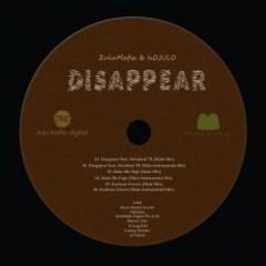 ZuluMafia X Hojulo - Disappear (Main Mix) Ft. Afrodinal TK